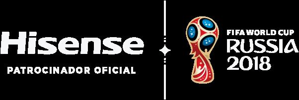 Hisense   Patrocinador oficial FIFA World Cup Russia 2018