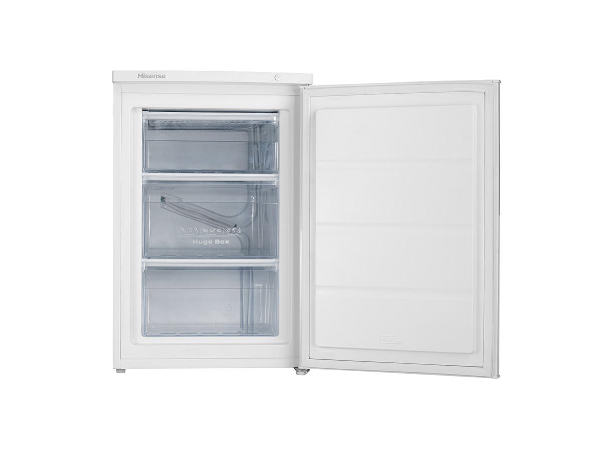 Arc n congelador hisense fv105d4aw2 a vertical hisense - Arcon congelador vertical ...
