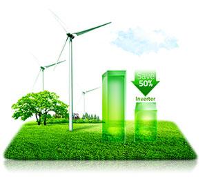 Eficiência energética A+