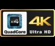 Quad Core 4k