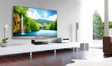 Hisense presenta el revolucionario televisor Smart Laser TV de 100″ Ultra HD 4K