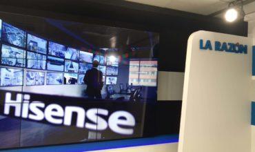 Hisense es reconocida con el Premio Tecnológico a la Innovación Electrónica