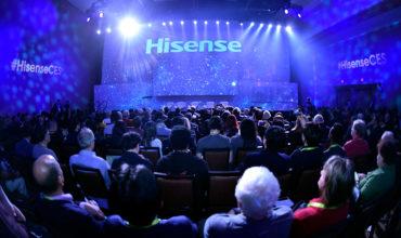 Hisense trae 'lo increíble' a CES 2018