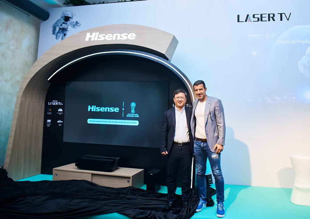 HISENSE Láser TV: ha llegado una nueva forma de ver televisión