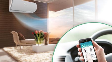 Control Inteligente WiFi & APP Hisense Hi-Smart Life