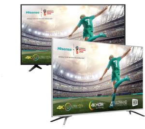 Por la compra de una TV