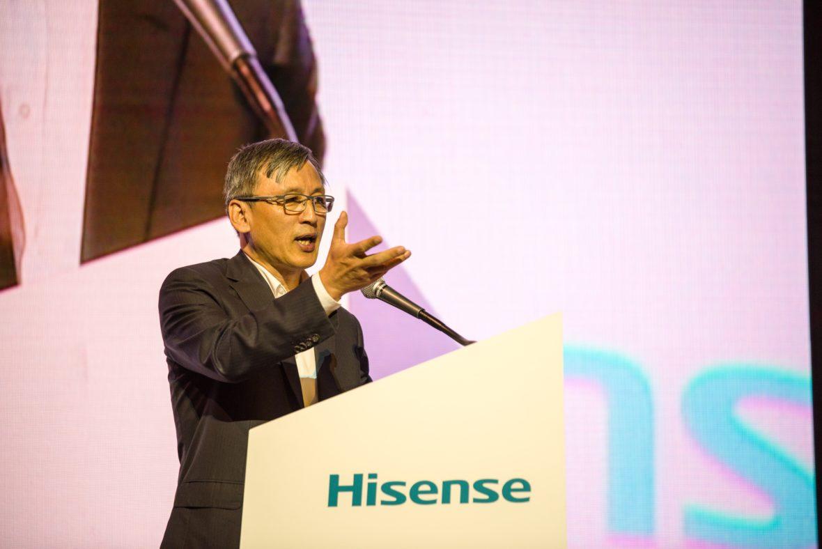 Hisense bate un nuevo récord en calidad de imagen con el lanzamiento de una ULED TV 5376 Zone