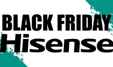 Calidad a precios competitivos: descubrir el significado del Black Friday con las nuevas ofertas de Hisense
