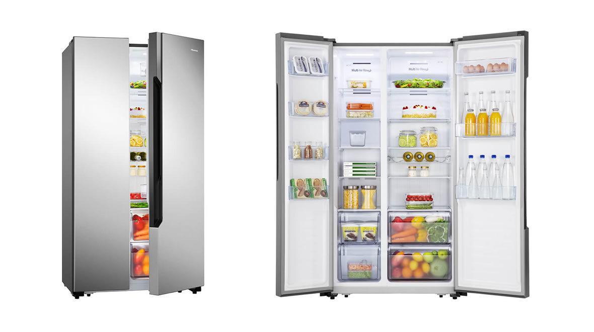 """Dos frigoríficos de Hisense seleccionados como """"Compra Maestra"""" por la OCU"""