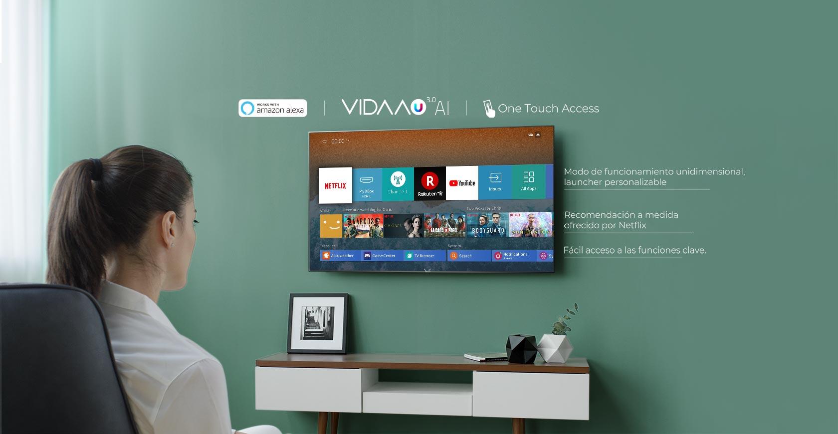 UHD TV H43B7300  43″