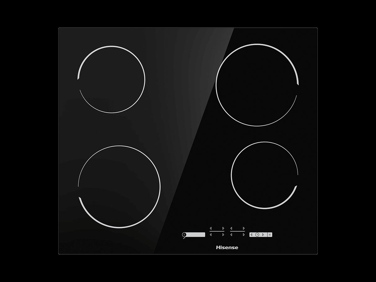 Placa de vitrocerámica E6431C