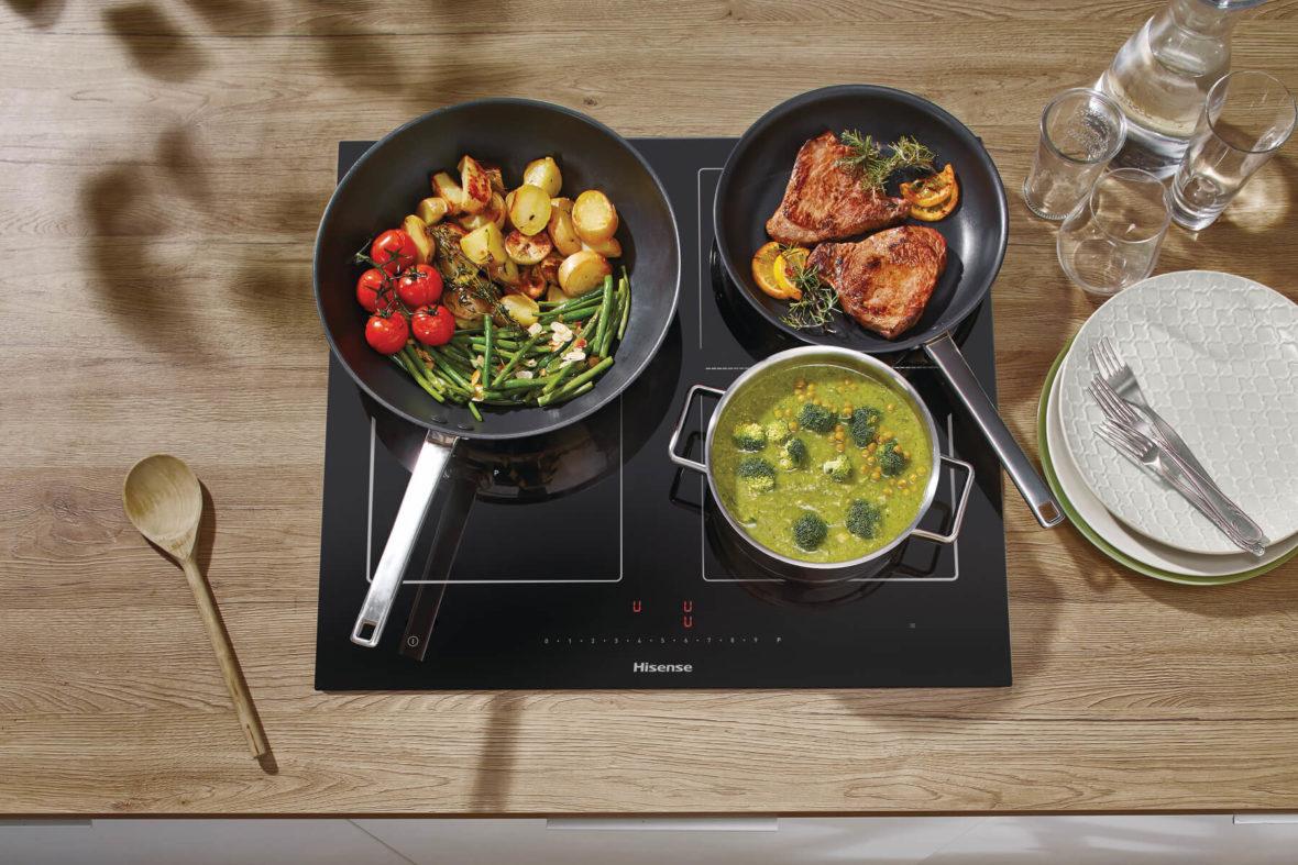 Hisense comercializará hornos y placas para completar su oferta de gama blanca