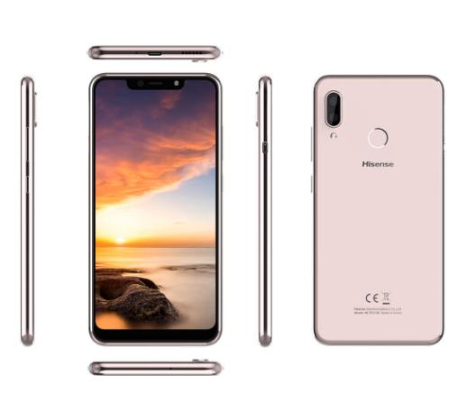 Smartphone Hisense Infinity H12