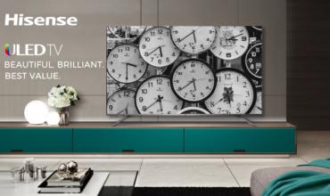 Hisense ofrece cinco claves para conseguir el mayor ahorro energético en el hogar con el cambio de hora