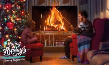 Hisense celebra las fiestas navideñas con una campaña comprometida contra el cambio climático