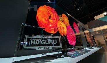 Hisense arrasa en el CES 2020 con ocho premios por su innovación tecnológica aplicada al hogar inteligente