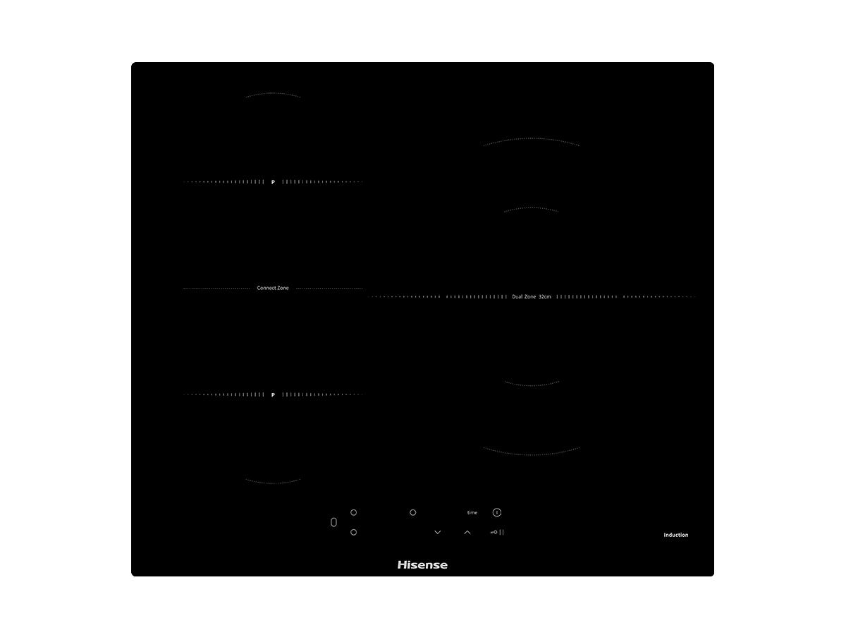 Placa de inducción I6337C