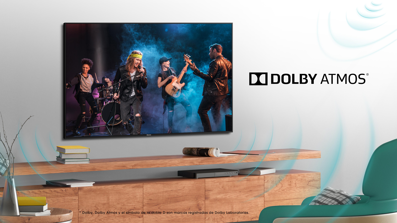UHD TV 65A7500F 65″
