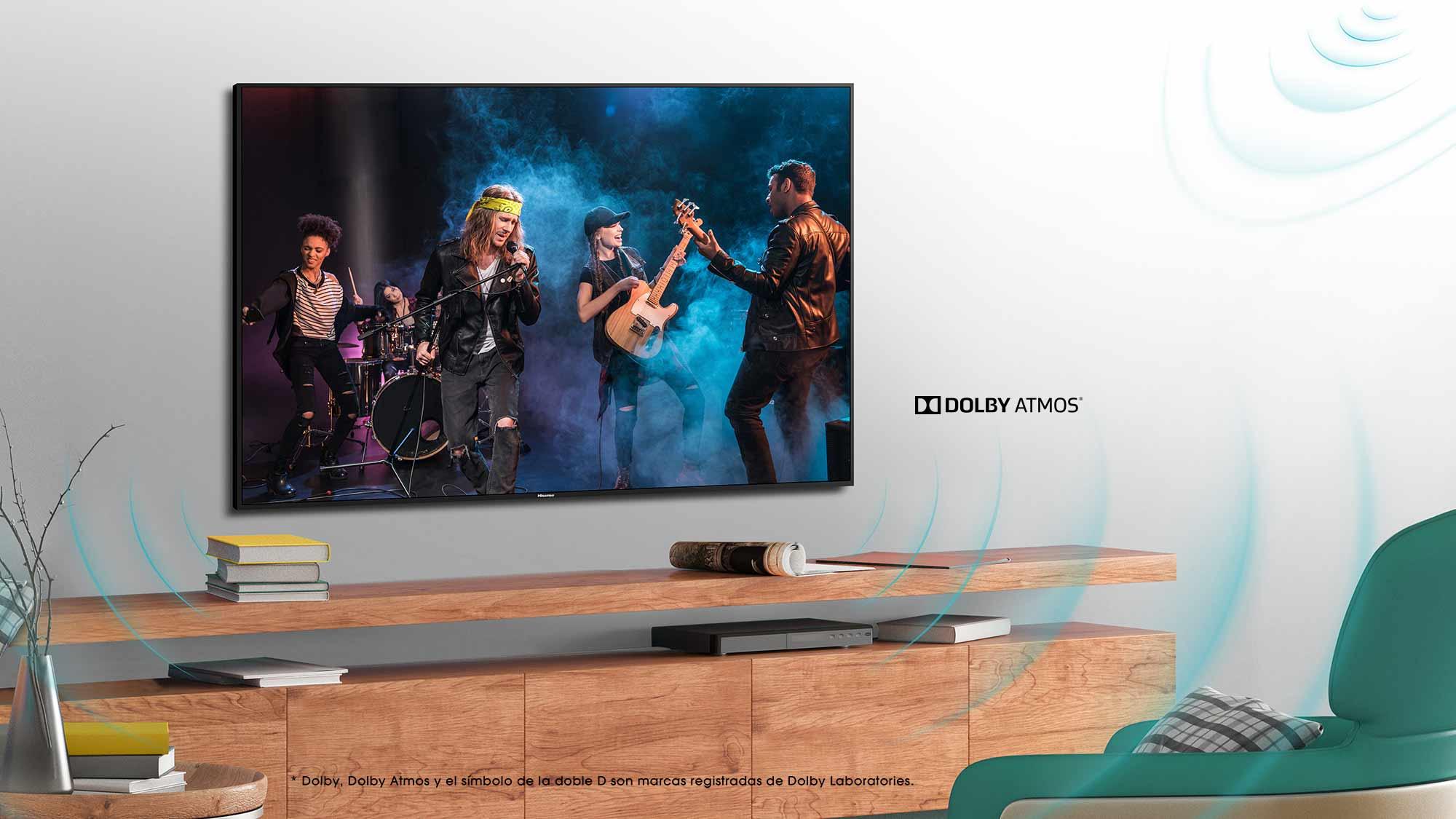 UHD TV 50A7100F