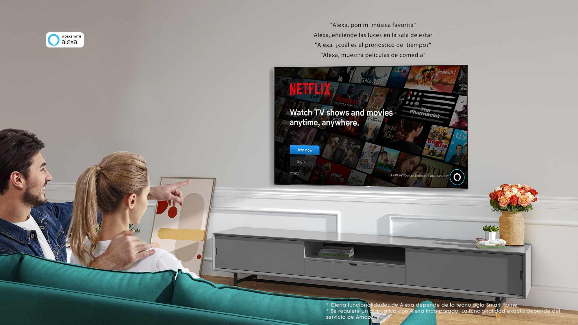 UHD TV 55A7500F
