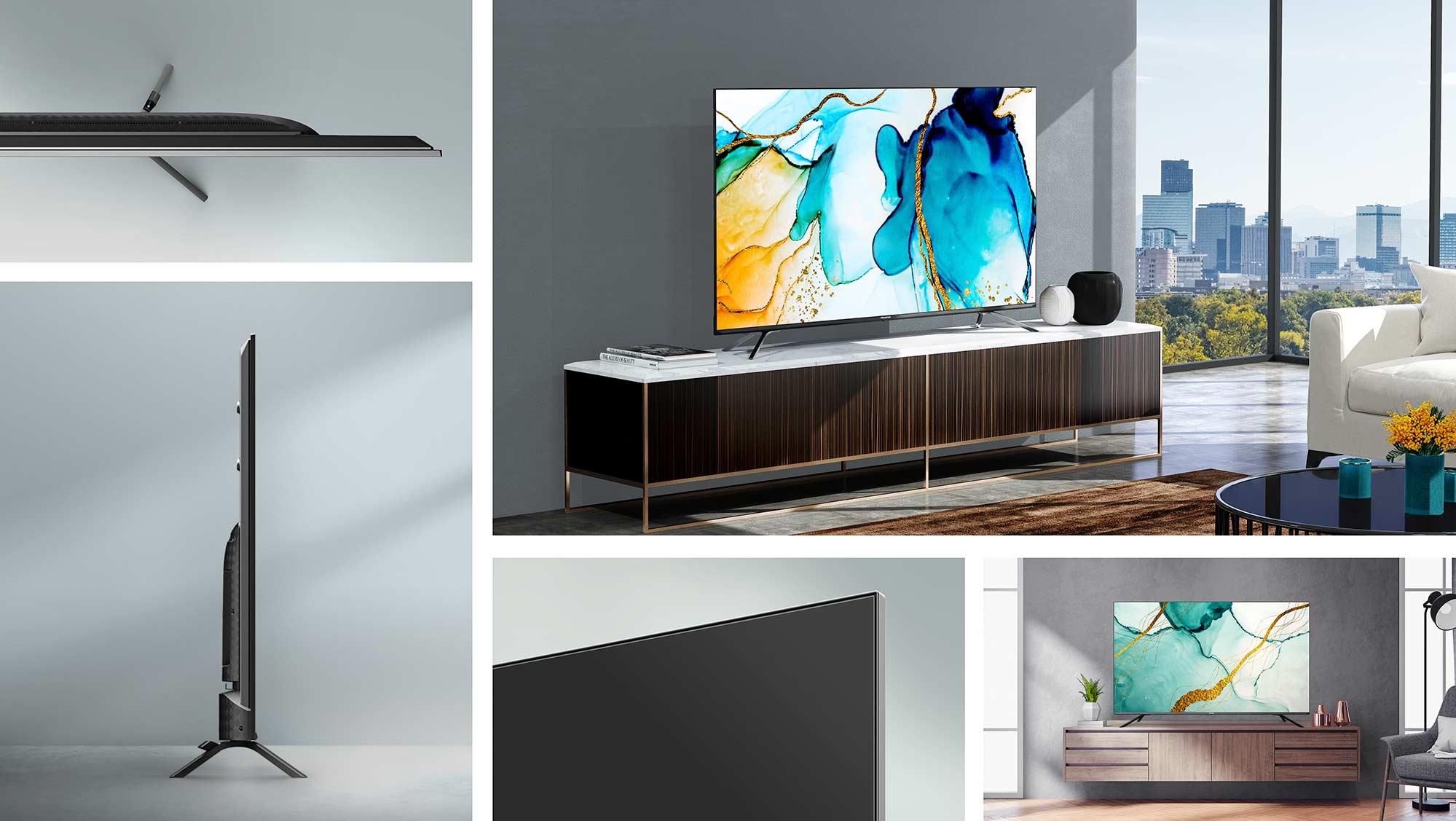ULED TV 55U8QF