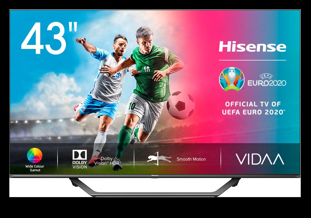 UHD TV 43A7500F 43
