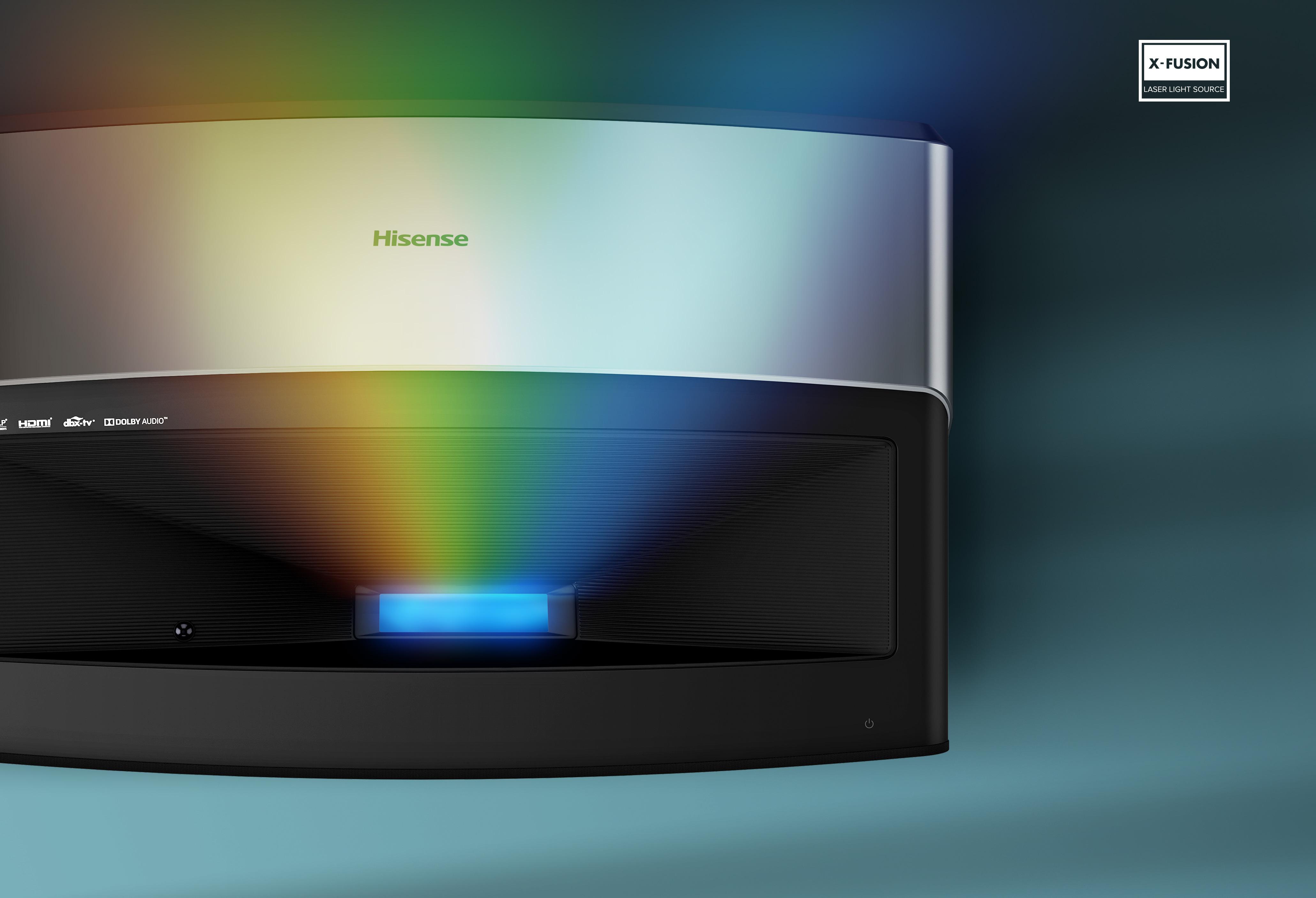 Laser TV 100L5F 100″