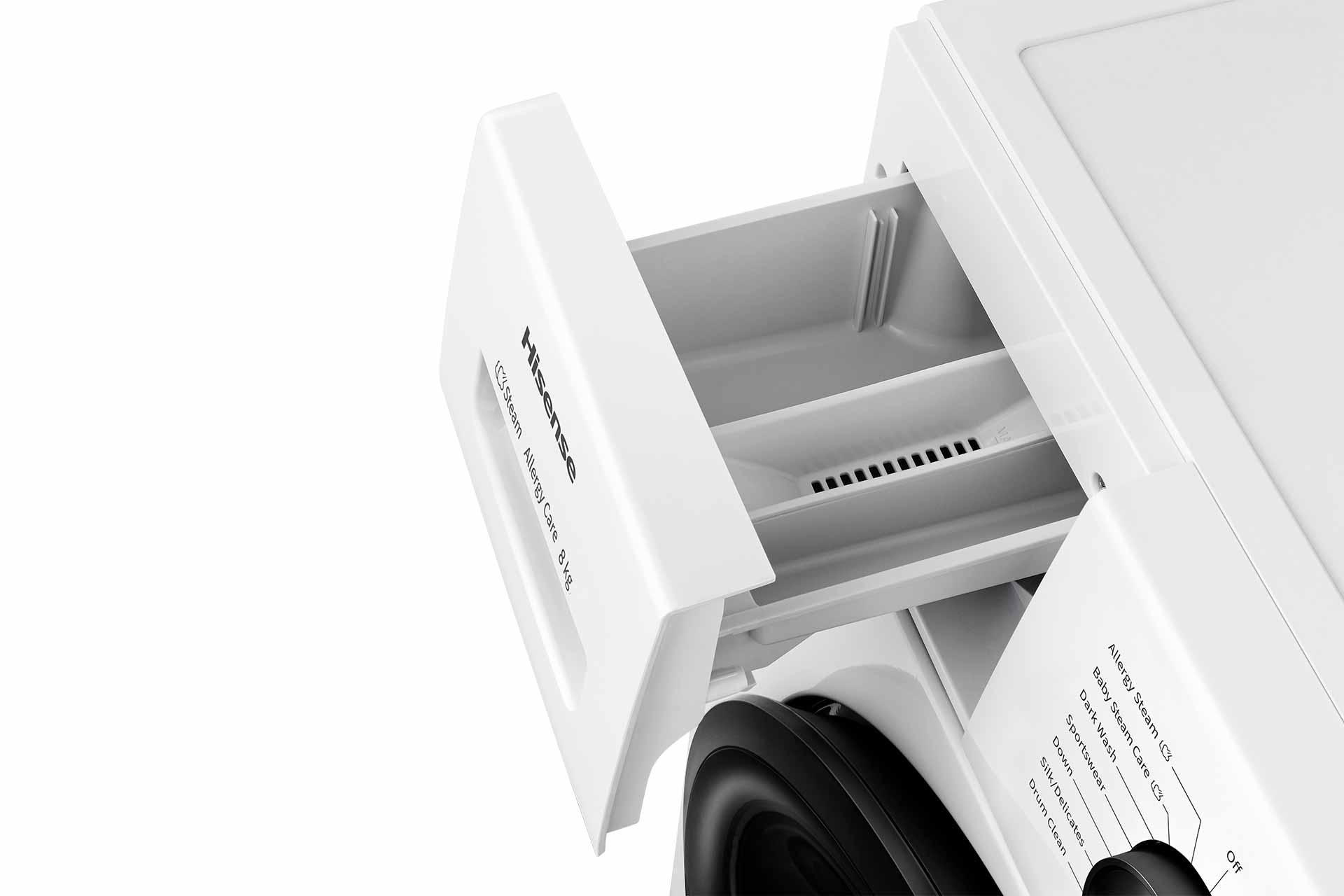 Lavadoras de carga fontal Lavadora WFPV8012EM A+++