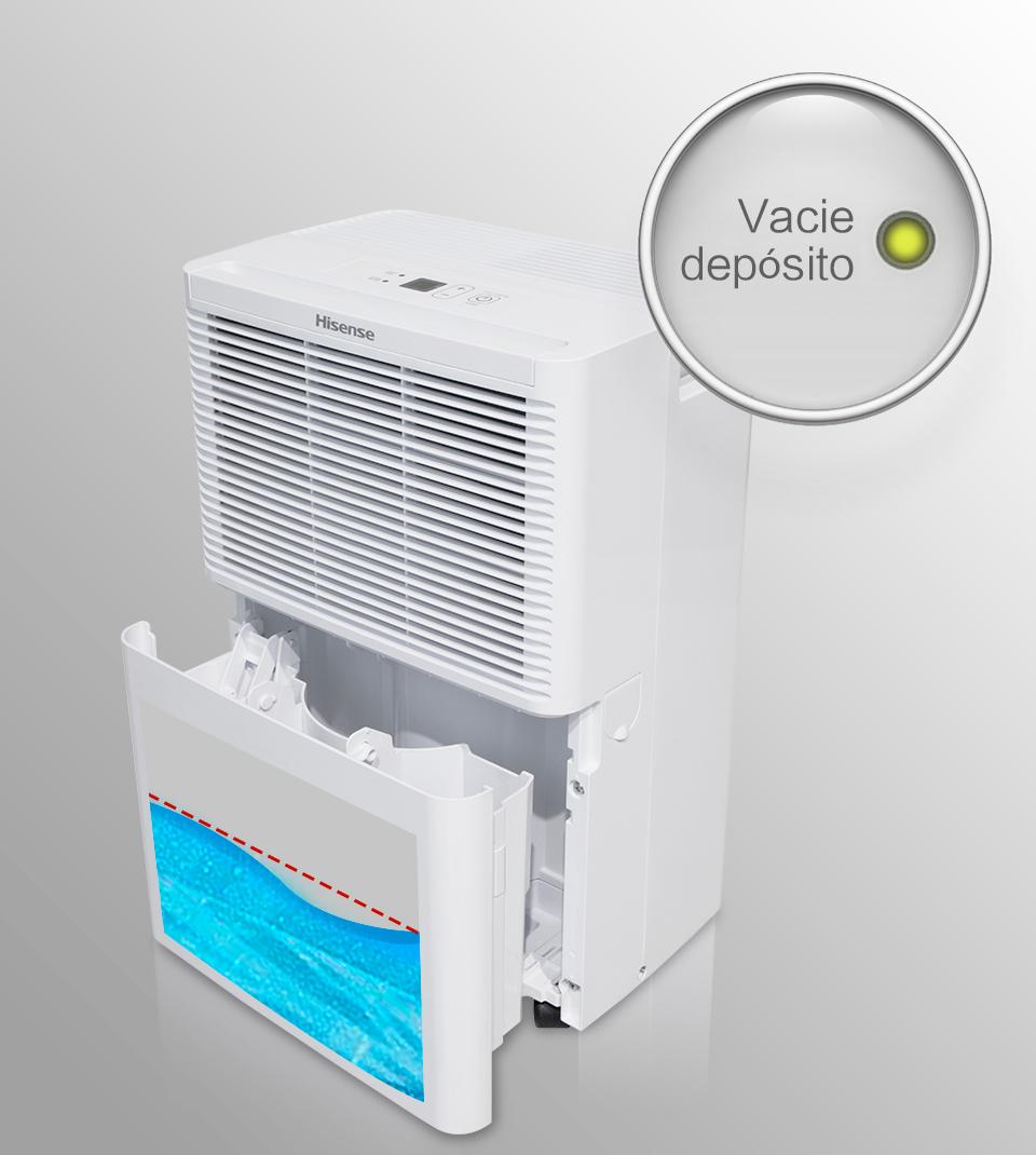 Deshumidificador DH16